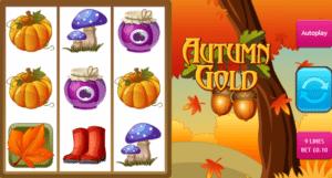Kostenlose Spielautomat Autumn Gold Online