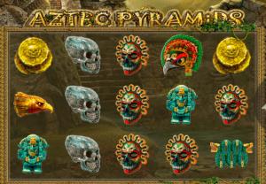 Kostenlose Spielautomat Aztec Pyramids Online