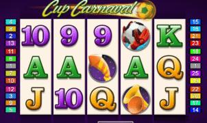Spielautomat Cup Carnaval Online Kostenlos Spielen