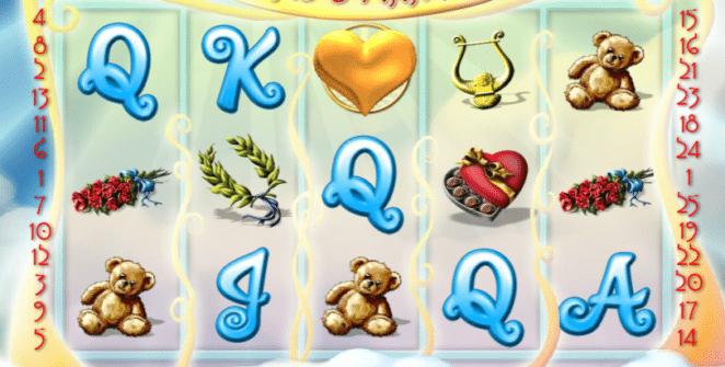Kostenlose Spielautomat Cupids Arrow Eyecon Online