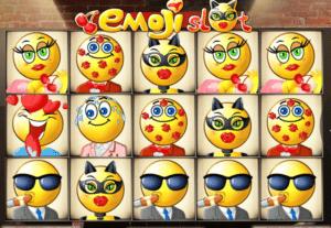 Kostenlose Spielautomat Emoji Slot Online