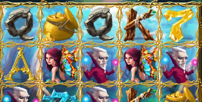 Kostenlose Spielautomat Enchanted 7s Online