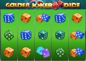Kostenlose Spielautomat Golden Joker Dice Online