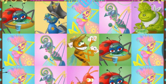 Insects 18+ Spielautomat Kostenlos Spielen