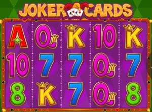 Spielautomat Joker Cards Online Kostenlos Spielen