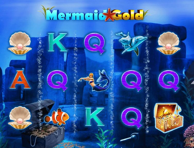 Lovely Mermaid Spielautomat - Spielen Sie kostenlos Online