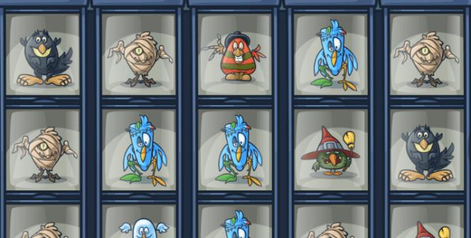 Kostenlose Spielautomat Monster Birds Online