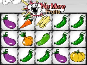 Kostenlose Spielautomat No More Fruits Online