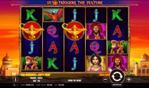Spielautomat 3 Genie Wishes Online Kostenlos Spielen