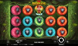 Kostenlose Spielautomat 7 Monkeys Online