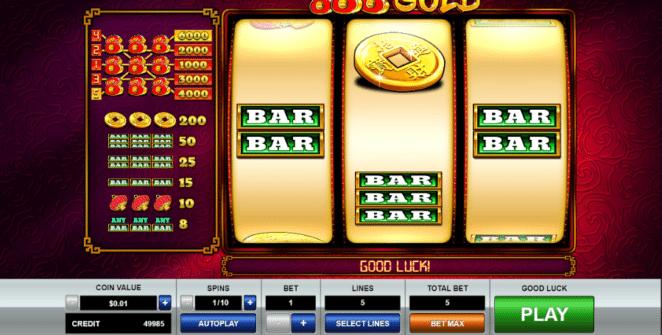 Casino Spiele 888 Gold Online Kostenlos Spielen