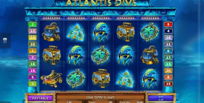 Casino Spiele Atlantis Dive Online Kostenlos Spielen