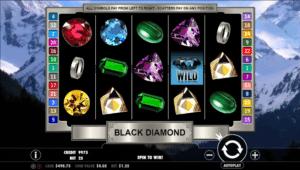 Black Diamond Spielautomat Kostenlos Spielen