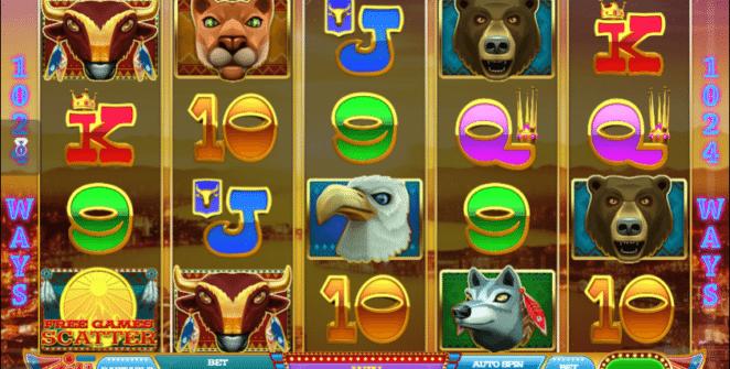 Kostenlose Spielautomat By the Rivers of Buffalo Online