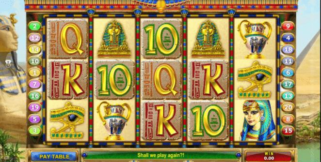 Casino Spiele Cleopatra Treasure Online Kostenlos Spielen