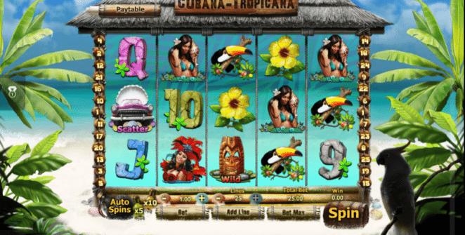 Cubana Tropicana Spielautomat Kostenlos Spielen
