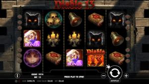 Spielautomat Diablo 13 Online Kostenlos Spielen