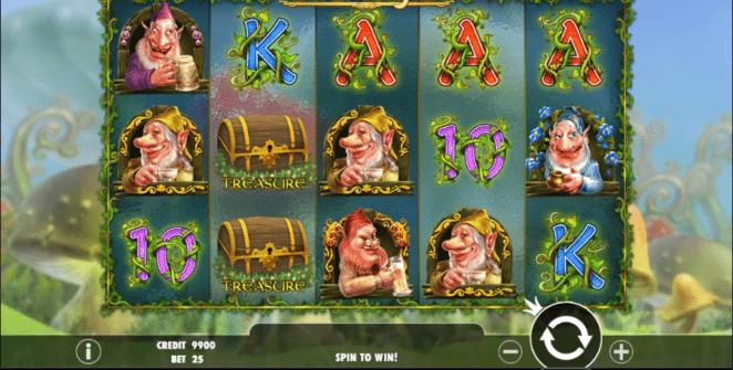 Dwarven Gold Spielautomat Kostenlos Spielen