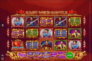 Spielautomat East Wind Battle Online Kostenlos Spielen