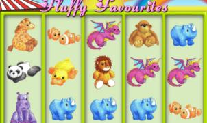 Kostenlose Spielautomat Fluffy Favourites Online