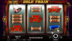 Kostenlose Spielautomat Gold Train Online
