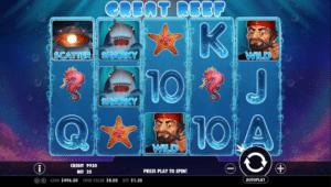 Kostenlose Spielautomat Great Reef Online