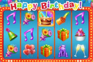 Spielautomat Happy Birthday Eyecon Online Kostenlos Spielen