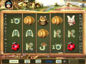 Kostenlose Spielautomat Happy Mushroom Online