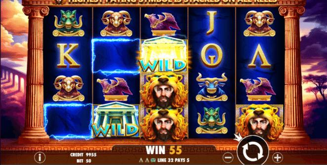 Spielautomat Hercules Son of Zeus Online Kostenlos Spielen