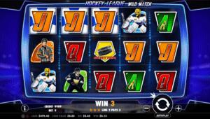 Casino Spiele Hockey League Wild Match Online Kostenlos Spielen