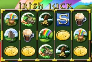 Kostenlose Spielautomat Irish Luck Online