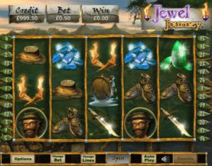 Jewel Journey Spielautomat Kostenlos Spielen