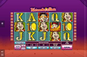 Spielautomat Karaoke Star Online Kostenlos Spielen