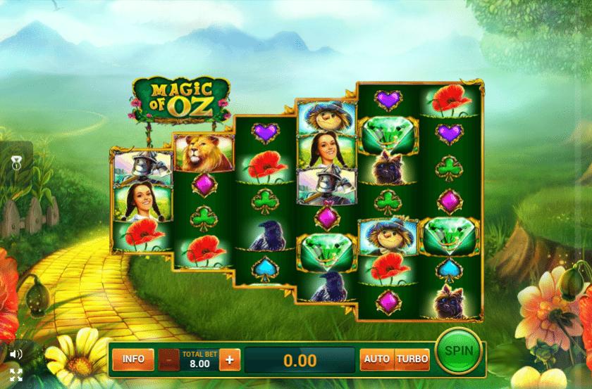 Spiele Magic Of Oz - Video Slots Online