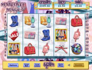 Spielautomat Make Over Magic Online Kostenlos Spielen