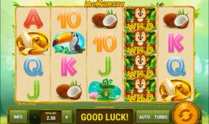 Kostenlose Spielautomat Mr.Monkey Online