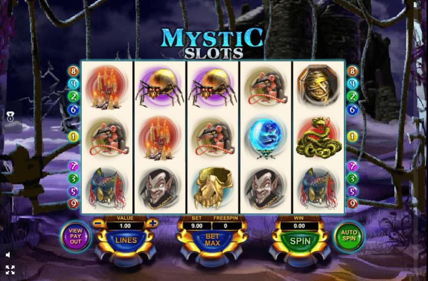 Mystic Fortune Spielen Kostenlos online