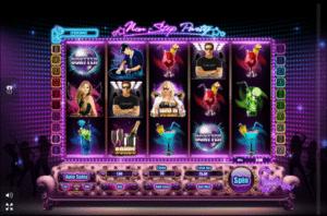 Spielautomat Non-stop Party Online Kostenlos Spielen