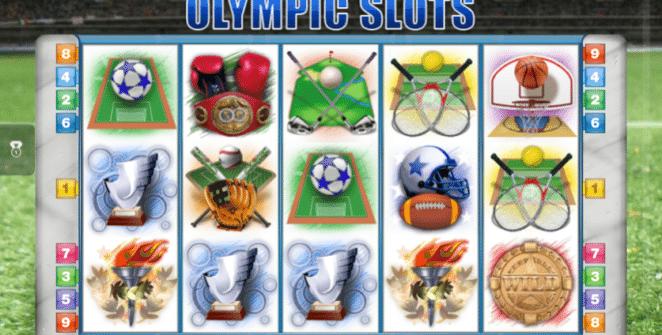 Kostenlose Spielautomat Olympic Slots Online