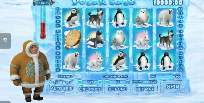 Spielautomat Polar Tale Online Kostenlos Spielen