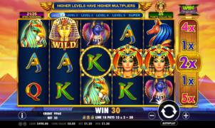 Kostenlose Spielautomat Queen of Gold Online