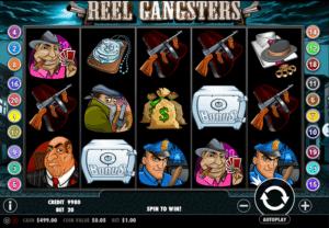 Kostenlose Spielautomat Reel Gangsters Online