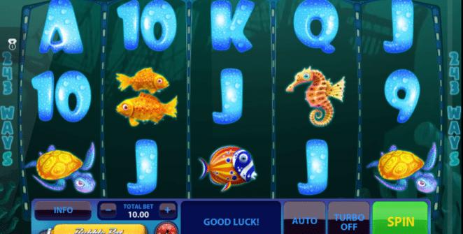 Sea of Gold Spielautomat Kostenlos Spielen