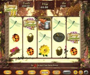Spiele Secret Garden II - Video Slots Online