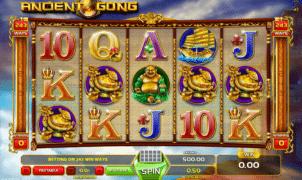Casino Spiele Ancient Gong Online Kostenlos Spielen