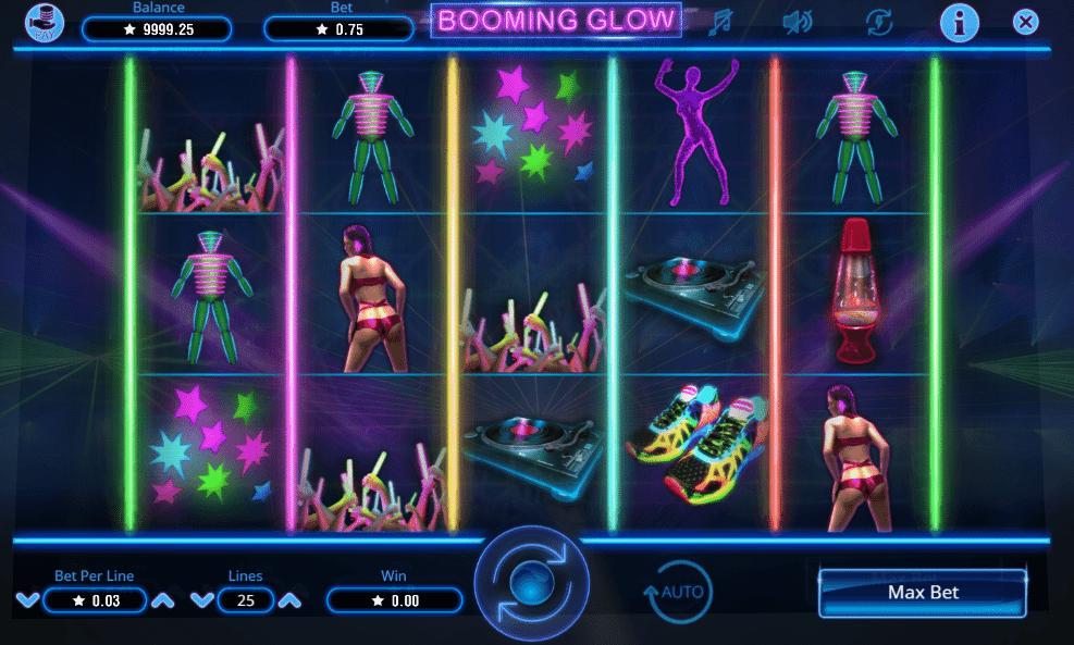 booming games online casino