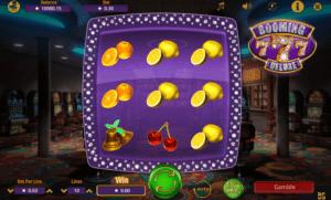 Spielautomat Booming Seven Deluxe Online Kostenlos Spielen
