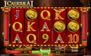 Kostenlose Spielautomat Caligula Online