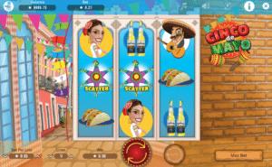 Cinco de Mayo Spielautomat Kostenlos Spielen