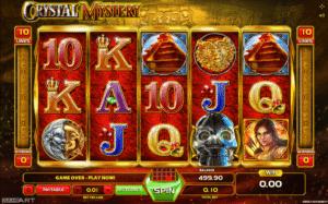 Spielautomat Crystal Mystery Online Kostenlos Spielen